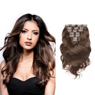 18 Inch Clip In Hair Extensions
