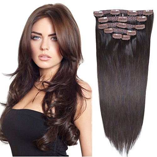 20 Inch Clip In Hair Extensions