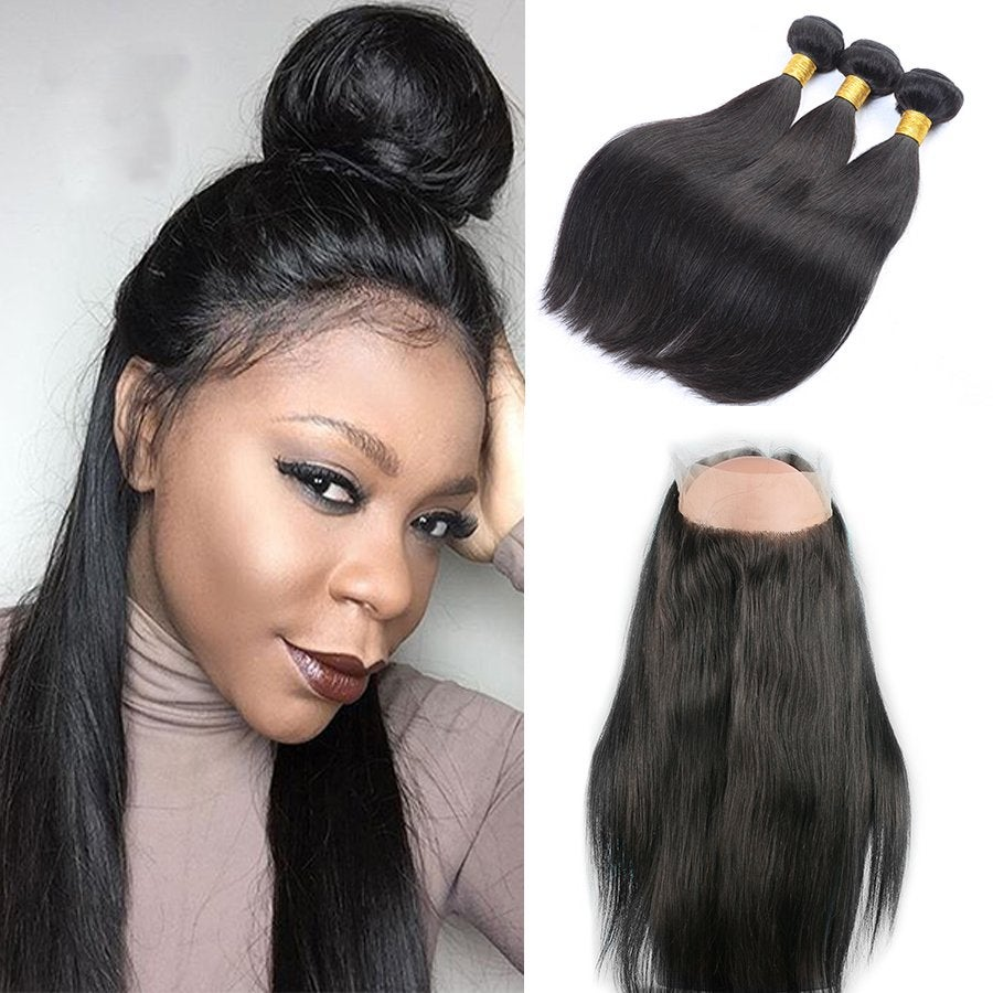 360 Lace Frontal Wig And Bundles