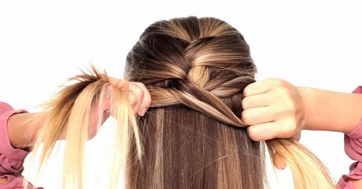 Add more hair to your braid