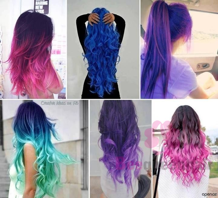 7 best DIY hair trends 5