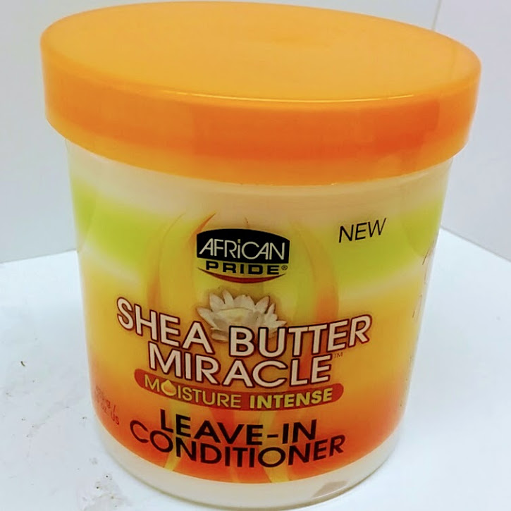 African Pride Shea Butter Leave In Conditioner 6
