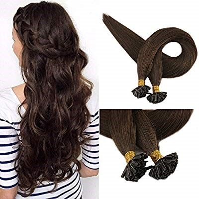 Are U Tip Hair Extensions Easy To See