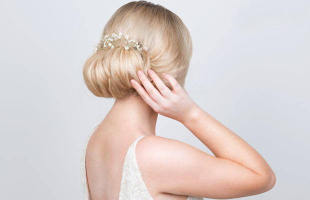 Bridal-Hairstyles-that-you-can-do-yourself-hair-extensions-milk-and-blush-Floral-Up-Do