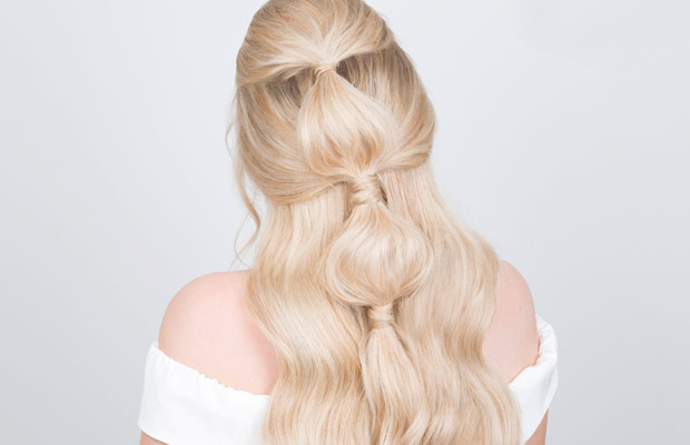 Bridal-Hairstyles-that-you-can-do-yourself-hair-extensions-milk-and-blush-Bubble-Braid