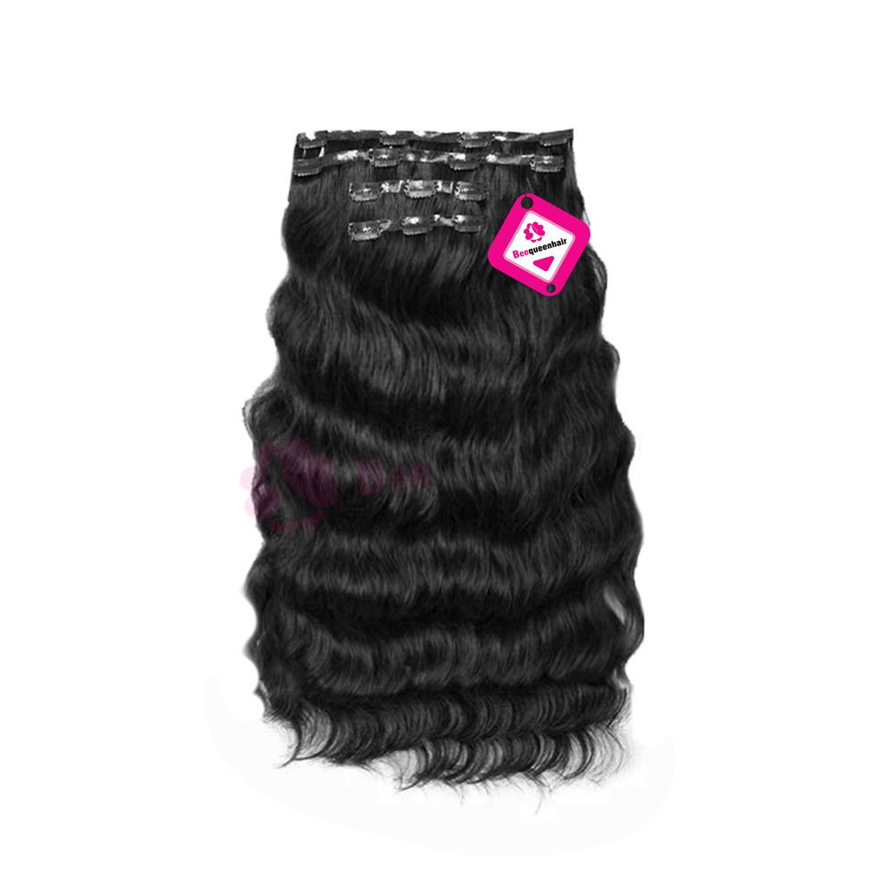 Body Wave Hair Clip Ins