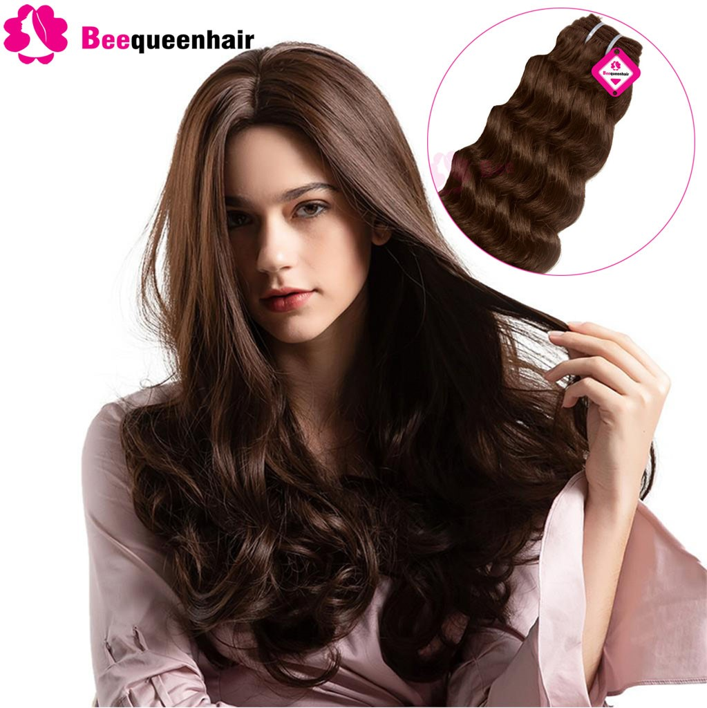 Brown Hair Extensions Of Beequeenhair
