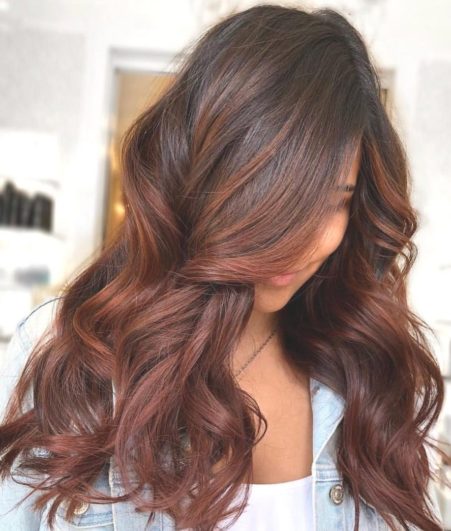 Cinnamon Brown Hair Color