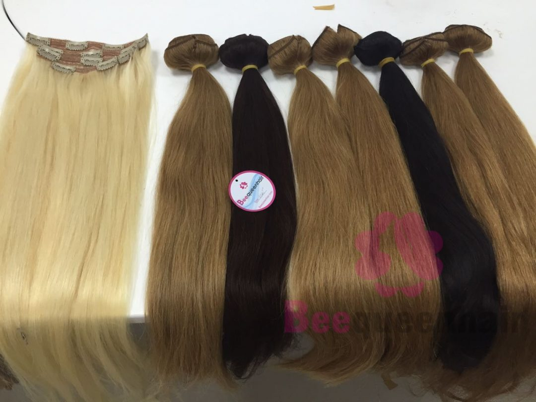 Clip In Hair Extensions Beequeenhair