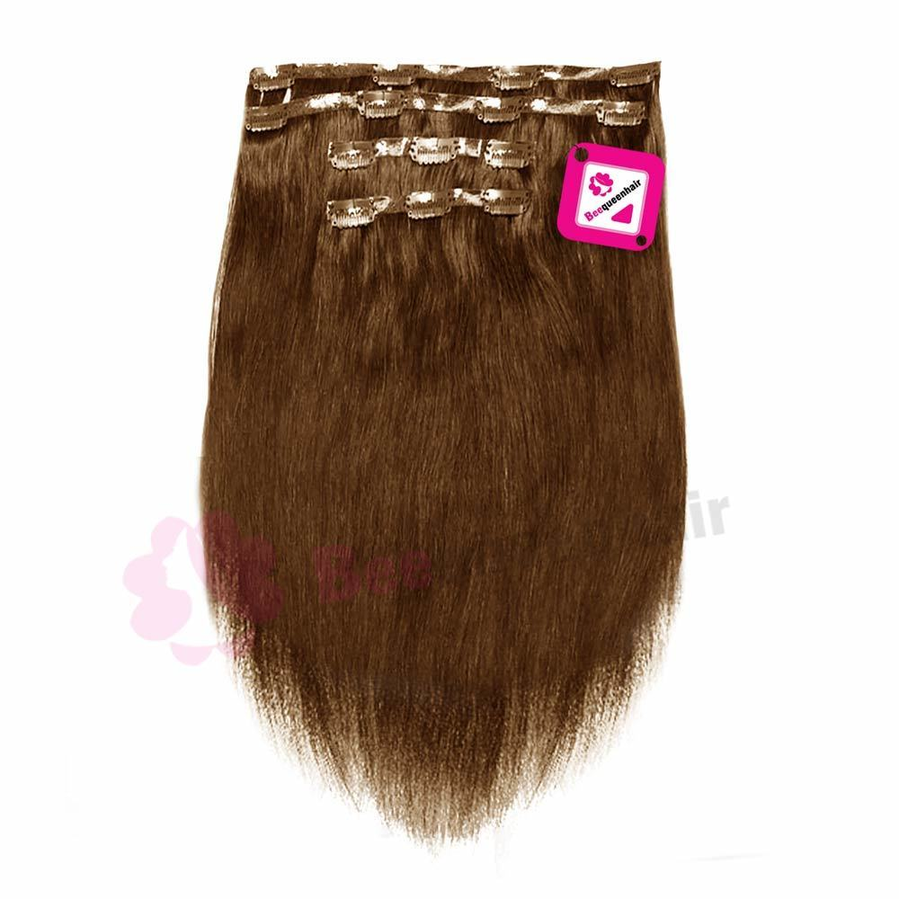 Clip In Hair Extensions Of Beequeenhair