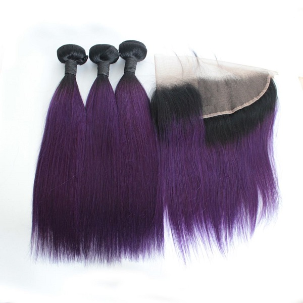 Colored Bundles And Frontal