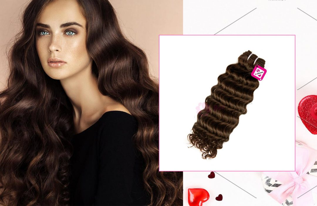 How To Choose Brown Hair Extensions