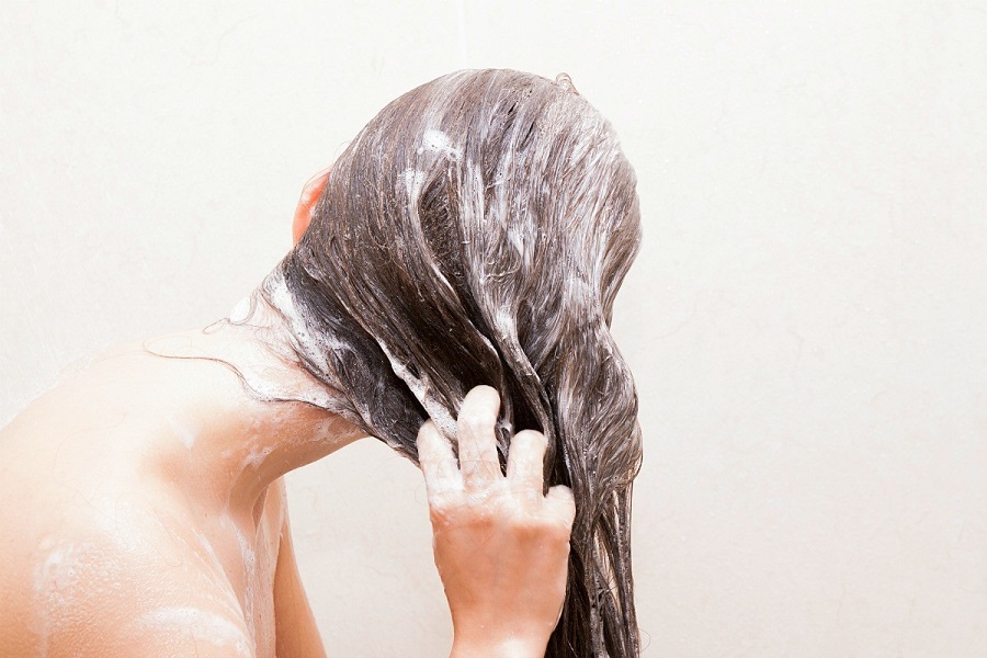 Deep Cleaning Hair