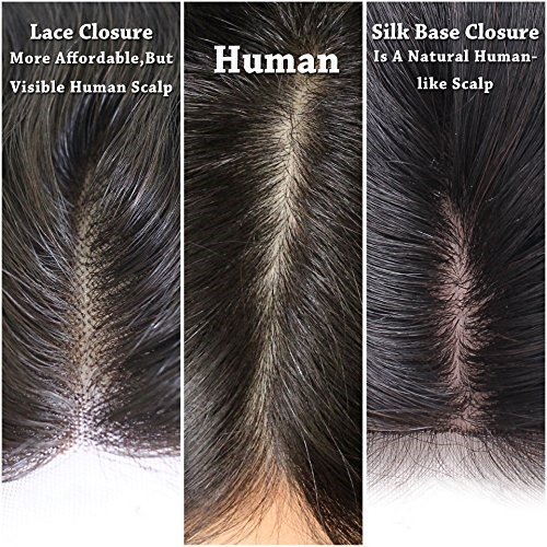 Difference Between Silk Base And Lace Closure