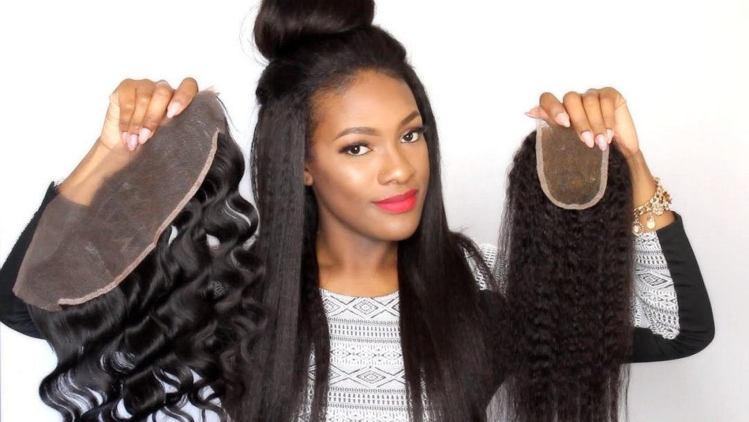 Differences Between A Lace Frontal And Lace Closure