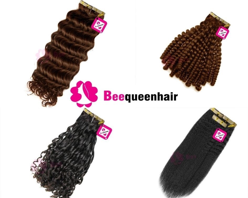 Different Hair Extensions You Can Choose