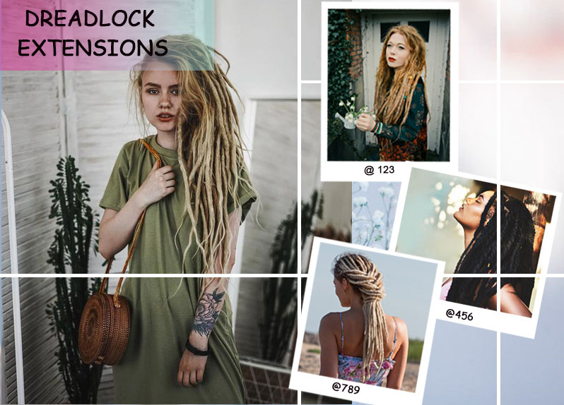 What Are Dreadlock Extensions