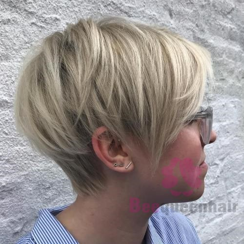 The Most Fashionable Short Hairstyles For Your Face Shape