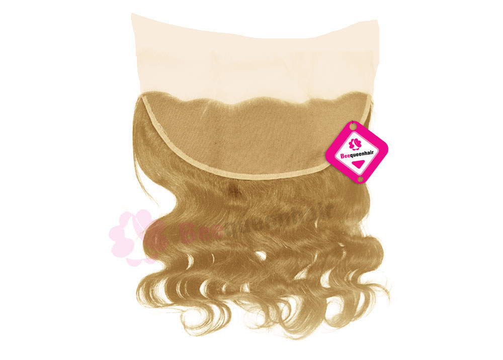 Frontal Water Body Wavy Blonde