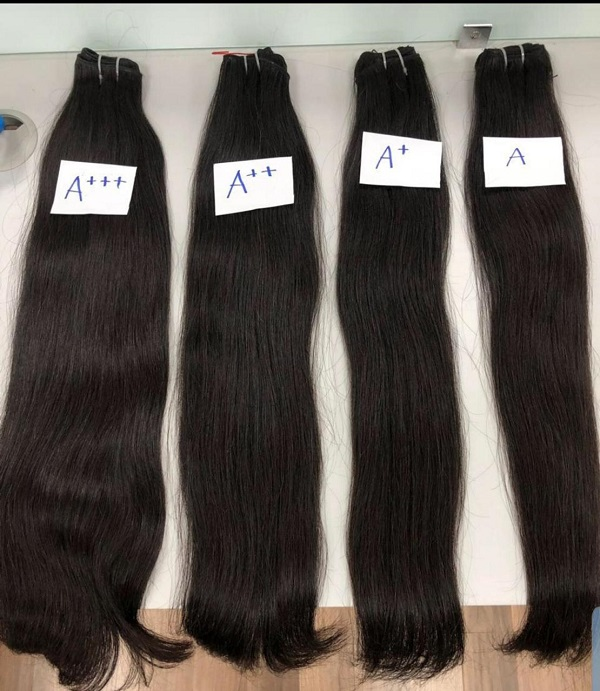 bundles of weave hair extensions