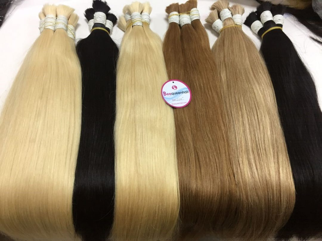 High Quality Bulk Hair