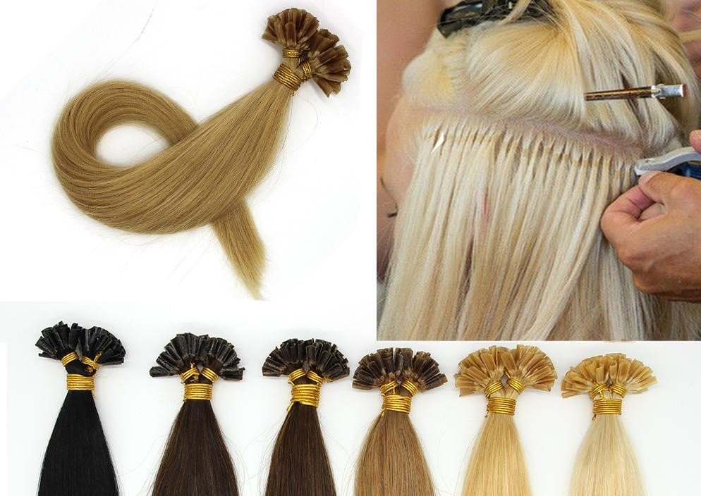 How To Apply Human Hair Extensions