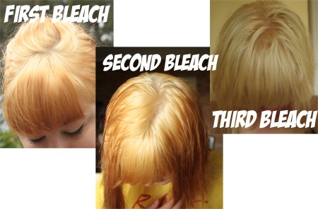 How To Get Color That Need Bleaching