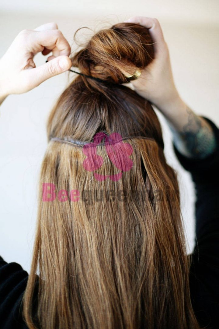 Human Hair Extensions 2