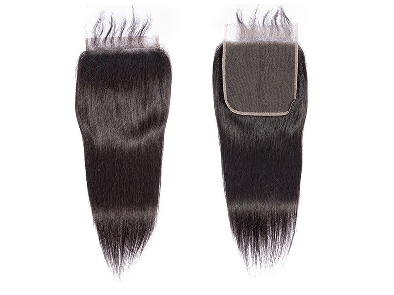 Human Lace Closures