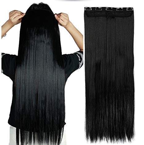Long Clip In Hair Extensions