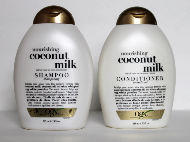 Organix Coconut Milk Shampoo And Conditioner 4