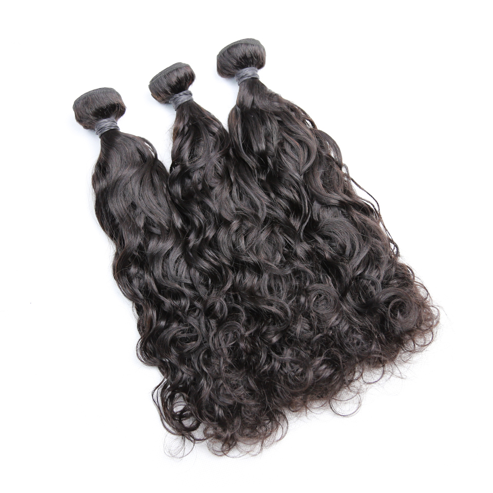 Processed Hair Bundles