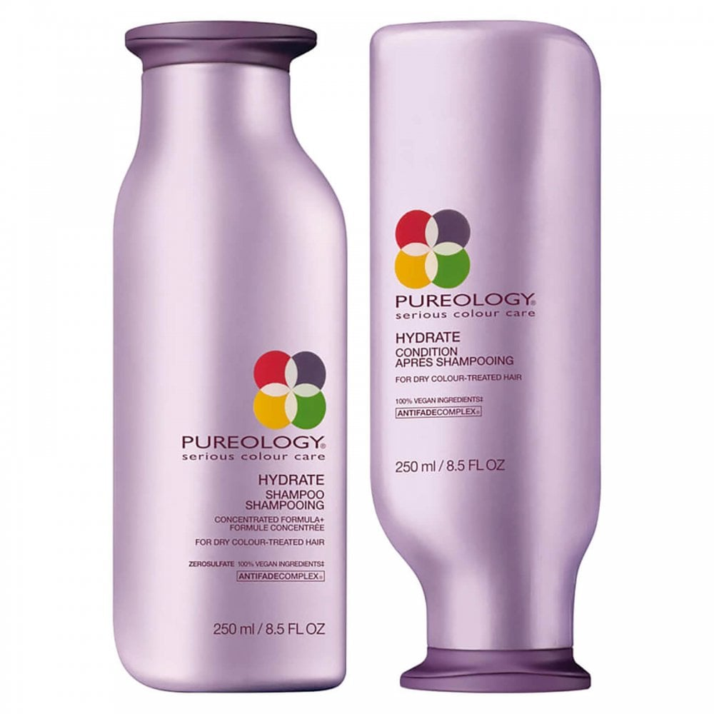 Pureology Hydrate Shampoo And Conditioner 2