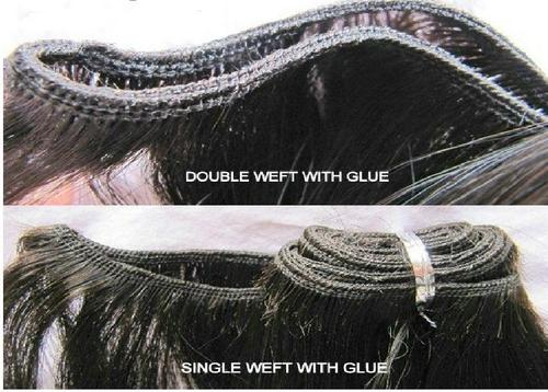 Single Weft And Double Weft