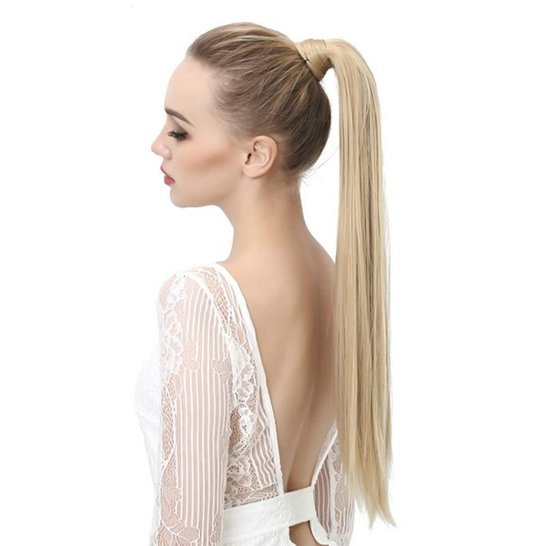 Sleek High Ponytail With Extensions