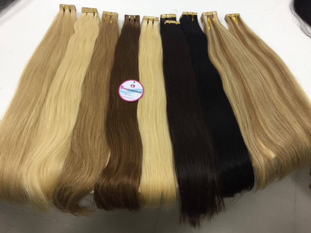 Tape In Vietnam Hair Extensions 1