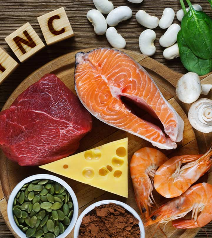 Top Foods That Are Rich In Zinc