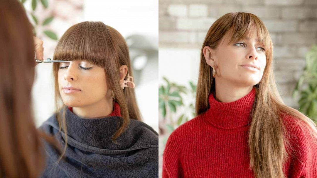 Trim And Adjust Your Clip In Bangs