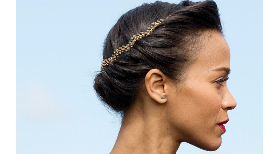 Updos For Natural Black Hair