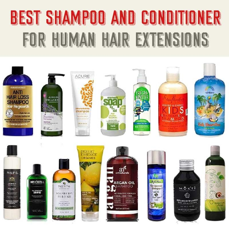 Using Sulfate Free Shampoos