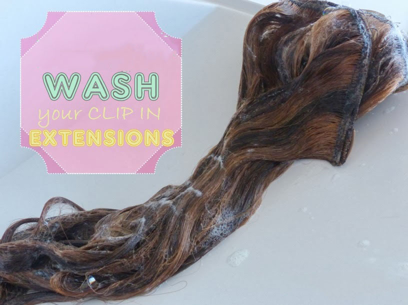 Wash Clip In Extensions