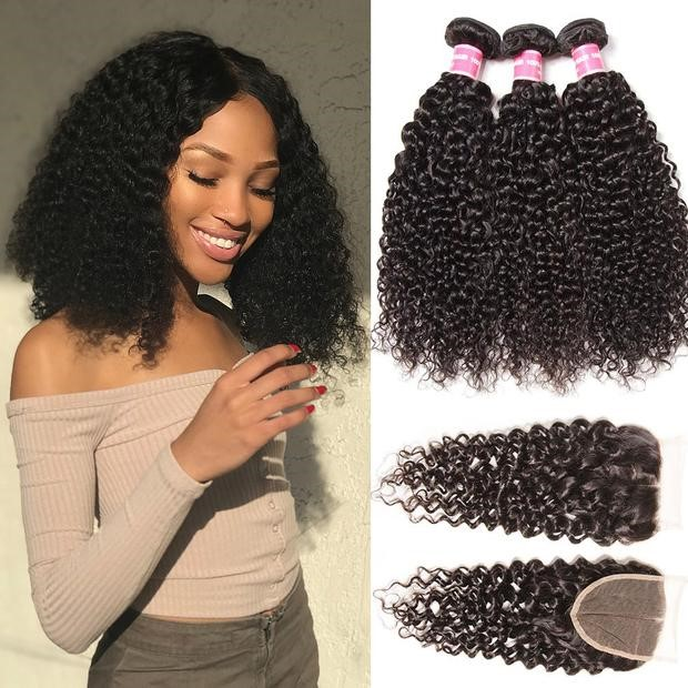 How many bundles for full sew in with closure?
