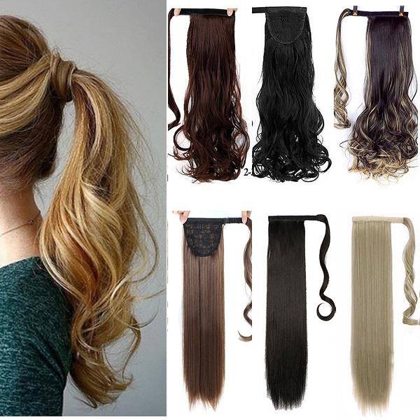 Wrap Around Ponytail Extensions